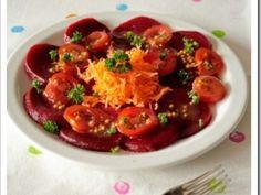 Salata detoxifianta, poza 2 Bruschetta, Detox, Ethnic Recipes, Food, Meal, Essen, Hoods, Meals, Eten