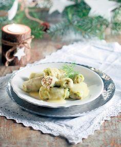 Οι 10 πιο νόστιμες συνταγές με λάχανο - www.olivemagazine.gr Panna Cotta, Cabbage, Breakfast, Ethnic Recipes, Om, Author, Morning Coffee, Dulce De Leche, Cabbages