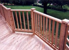 deck+Soffit+Ideas | Sunburst, Privacy and Keyhole options are available. Visit our gallery ...