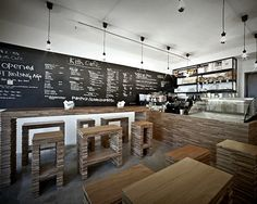Cafe coffee shop interior design