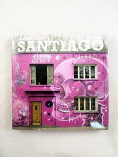 Street Art Santiago Book