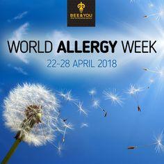 This week is World Allergy Week! Did you know that high phenolic and flavonoid compunds in propolis might be good for seasonal allegies? More info www.bee-and-you.com/ #beeandyou #beeandyounatural #winter#flu #coldandflu #fluseason #virus#influenza #hightemperature #tiredness#weakness #noaddedsugar #nonGMO #glutenfree #palmoilfree #healthysnack #healthspread #honey #propolis #antivirus #immunitybooster #healthyfood #antibacterial #antifungal #antiinflammatory #antioxidants #worldallergyweek