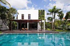 Thao Dien House by MM ++ Architects | Home Adore