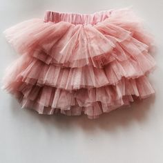 Classic tutu #skirt with three layers of gorgeous tulle. A staple piece this season and can be dressed up or down. A must-have in both colors.  modernechild.com