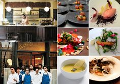 Le Chateaubriand  27th Best Restaurant in the world Dinner Prix Fixe Menu 65 Euros http://www.lechateaubriand.net/