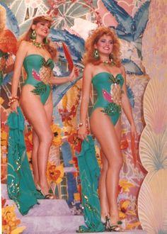 La Noche del Miss Venezuela 1986  desde el Teatro Municipal e Caracas..