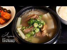 Galbitang Korean Beef Short Rib Soup - Seonkyoung Longest