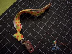CRAFTING IN SICILY: Easy DIY Baby Teethers\Pacifier Clip using only a badge holder, ribbon and velcro =)