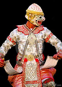 Khon-Thai Dance