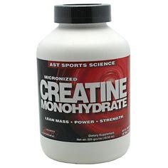 Creatine Monohydrate 525 Grams   AST