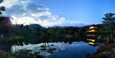 My favourite photo from my trip to Japan. Kinkaku-ji Kyoto.
