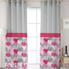 Cortina NYDIA Textil Antilo