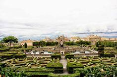 Lo spettacolo di Villa Lante - #Tuscia #Viterbo #Lazio #Italy