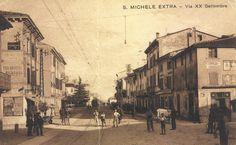 Verona - San Michele Extra - via XX Settembre - 1928