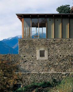 restoration of a medieval barn | Werner Tscholl architekt