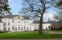 Wandele durch den Heltorfer Schlosspark