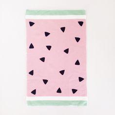 toalha melancia