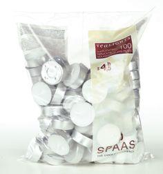 Spaas tea lights 4,5h #theelichtjes #Spaas #sfeer #kaarsen http://nl.dispogroup.be/theelichtjes-mini-4-uren.html