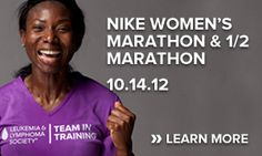 Starting March 21st, secure your spot in this year's Nike Women's Marathon with Team In Training!