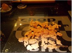 Chopped Cooked Chicken