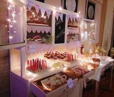 Shine a light Table de Süss Pastelería
