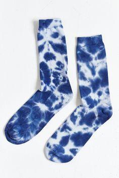 Tie-Dye Sock - Urban Outfitters