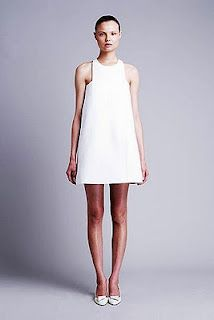 Perfect white dress - Stella McCartney cruise collection