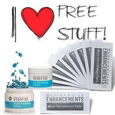 ***It's FREEBIE FRIDAY!!**** If you've been wanting to try Rodan + Fields, private message me your address and phone number and I'll send you our must have mini-facial! Our Microdermabrasion Paste exfoliates the skin leaving your skin unbelievably smooth and soft. And the Night Renewing Serum...oh my, it leaves your skin silky smooth, addresses fine lines and wrinkles, and helps rebuild collagen. You will LOVE this facial! Who wants one? #free #skincare #beauty #wrinkles .Kcandela.myrandf.com