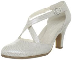 $89.00-$89.00 Aerosoles Women's Paperback Pump,Pewter Combo,10 M US - Stand out with exceptional style in the Paperback dress sandals from Aerosoles.Lizard printed leather upper in a dress sandal style with a round toeCrisscross instep strapsSide adjustable buckle ensures a great fitSmooth lining, cushioning sueded insoleRubber traction outsole, 3 inch heel http://www.amazon.com/dp/B0068WFL9O/?tag=icypnt-20