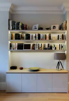 8 Helpful Tips AND Tricks: Contemporary Dining Furniture outdoor dining furniture breakfast nooks.Dining Furniture Tips dining furniture desks. Alcove Storage Living Room, Built In Cupboards Living Room, Bedroom Alcove, Living Room Built Ins, Living Room Shelves, Home Living Room, Living Room Designs, Bedroom Divider, Closet Bedroom