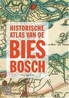 Historische kaarten van de Biesbosch