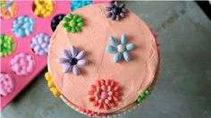 Watch Cake Decorating Two Ways: Pick Candy or Fruit! in the Better Homes and Gardens Video