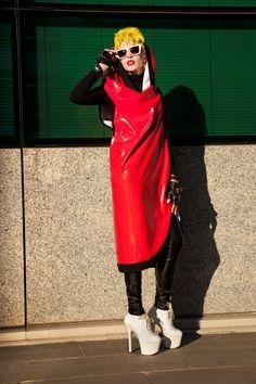Cerchio Impermeabile/Raincoat Circle 3 :-) http://shop.sabrinattiani.com/shop/capispalla-outerwear-coat/raincoat-circle/