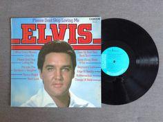 Elvis Presley 'Please Don't Stop Loving Me', 1970, Vinyl LP