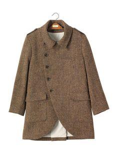 Wildmore Overcoat
