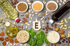 Are you willing to glow your skin naturally the you can achieve healthy and glowing skin by choosing the right vitamins. ReadOn to know essential vitamins. Foods With Vitamin E, Zinc Deficiency, Healthy Fats, Glowing Skin, Health Tips, Ethnic Recipes, Car Parts, Pharmacy, Collagen