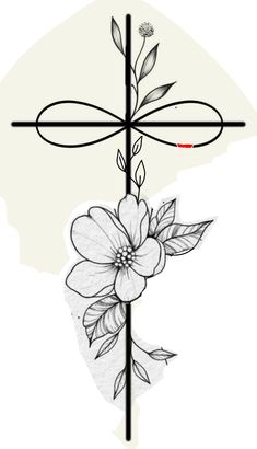 Tattoo Flash Art, Art Tattoos, Floral Tattoo Design, Tattoo Designs, Alphabet, Lettering, Flowers, Home Decor, Bracelet Patterns