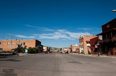 Philipsburg, Montana for sapphire mining and great local theater