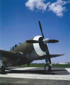 Republic Aviation Corporation, P-47 Thunderbolt by photo librarian