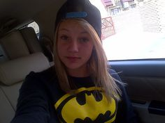 Batman color black and yellow hehe and any blue cap