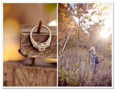 Kelsey   Dustin's Rustic Farm Engagement by The Salty Peanut Photography LLC