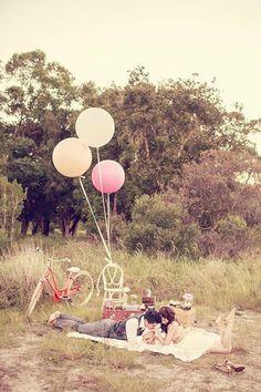 Ideas de fotos románticas