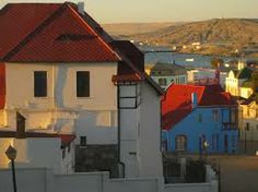luderitz namibia ghost town - Google Search