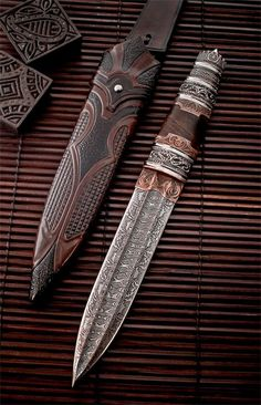Work from 2008 | André Andersson Custom Knives - null