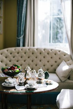 Sunday Afternoon Tea | Craving for Beauty