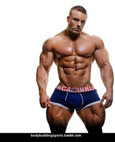 Bodybuilding Sports Motivation Blog