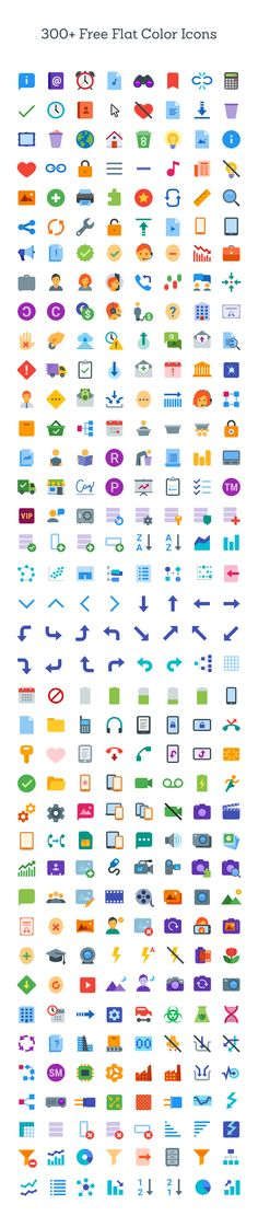 Set of 300+ colorful FREE FLAT ICONS. Check them out and feel #FREE to download the freebie!  -> http://goo.gl/nZqSEs