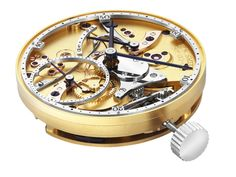 Roger had wanted to reveal a stratum of the watch that is usually unseen, the under-dial work. Open Dial is the perfect showcase of Rogers craftsmanship. Roger Smith Watches, Smiths Watch, Expresso Coffee, Gold Pocket Watch, Telling Time, Mechanical Watch, Cool Watches, Fine Watches, 3 D