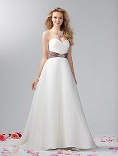 2014 New Style Alfred Angelo Wedding Dresses 2382