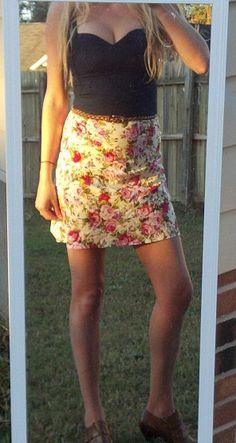 HOT denim top dress! Southern Denim Top Dress by BettyJeanDresses on Etsy